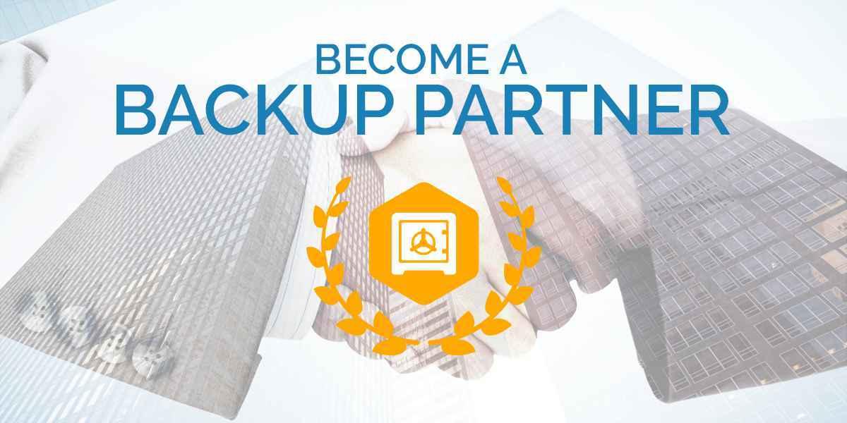 Offer online cloud backup - join WholesaleBackup as a partner