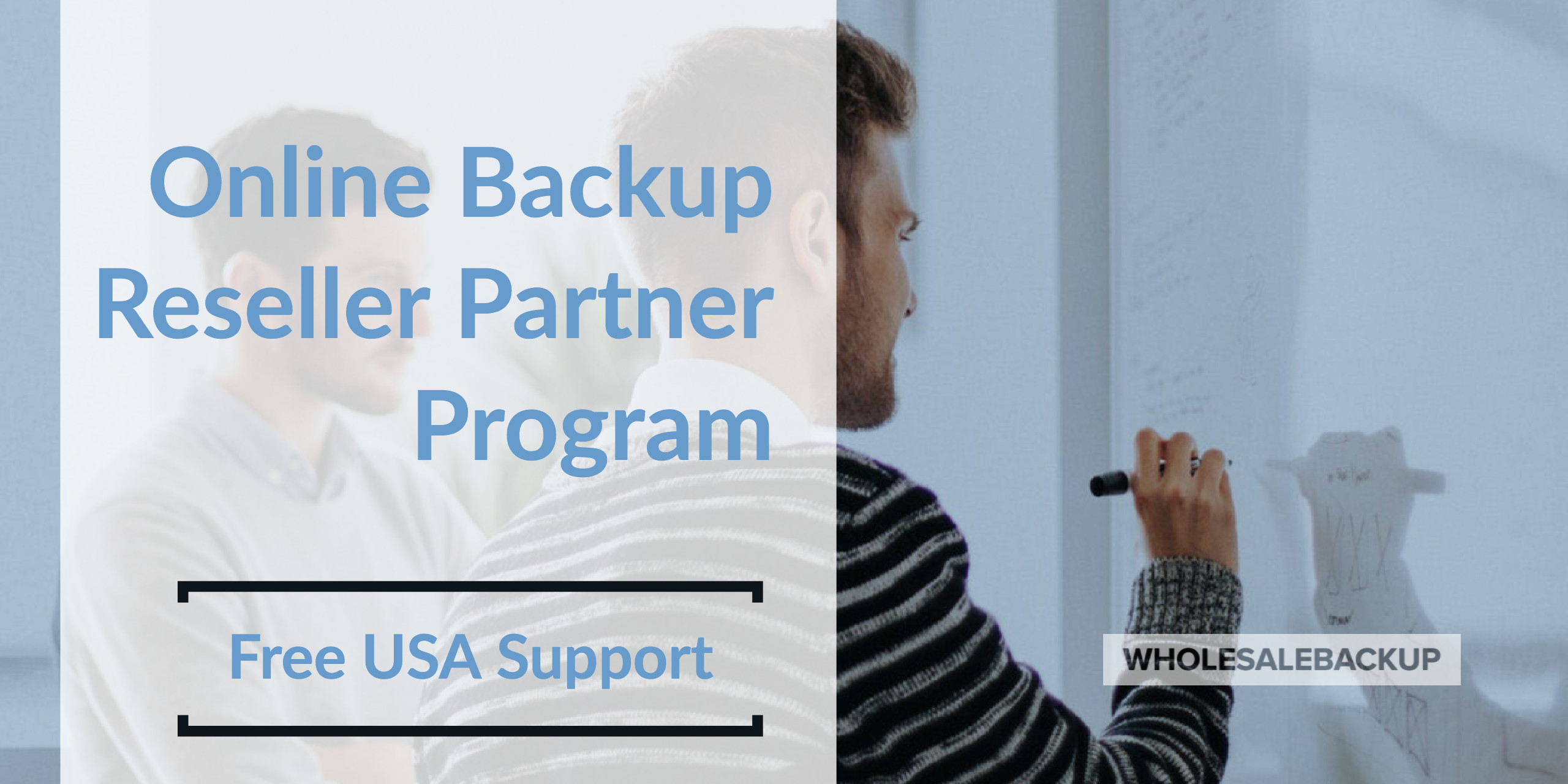 online backup reseller partnership program features and benefits