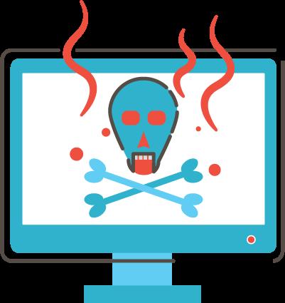 managed backup saves customer data from ransomware